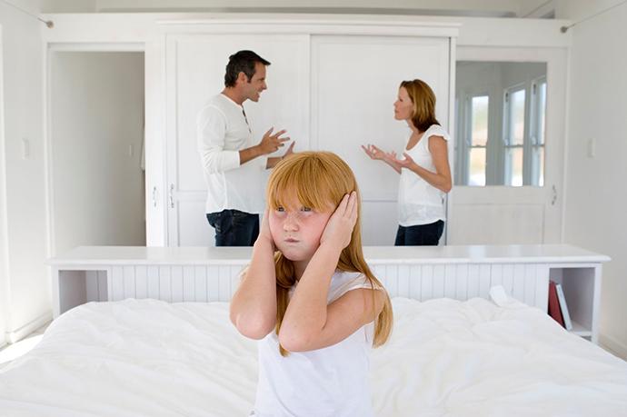 Arguing parents - generic