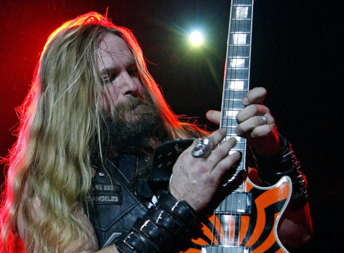 Black Label Society And Sevendust In Concert