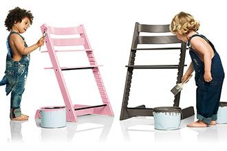 Tripp Trapp 110512-1271823 Soft Pink and Hazy Grey-sm