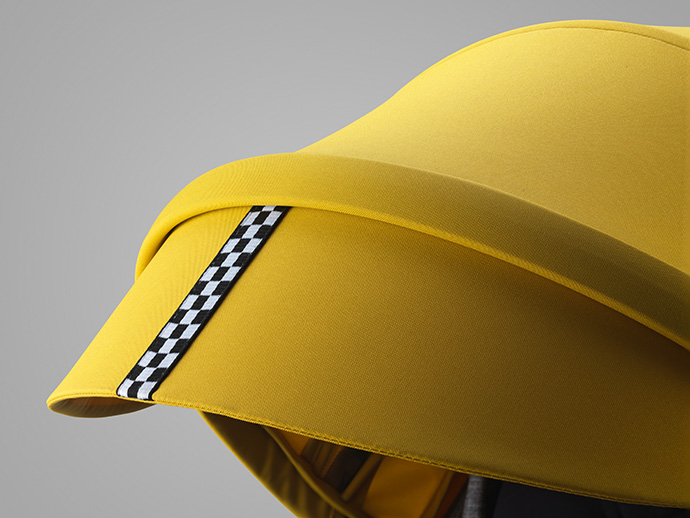 Stokke Scoot Style Kit Racing Yellow 08