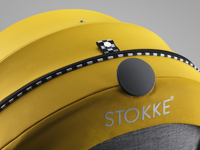 Stokke Scoot Style Kit Racing Yellow 10