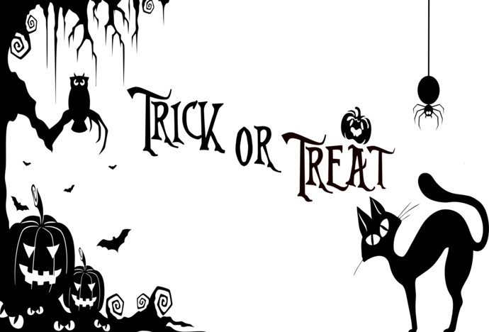 trick-or-treat-halloween-silhouette