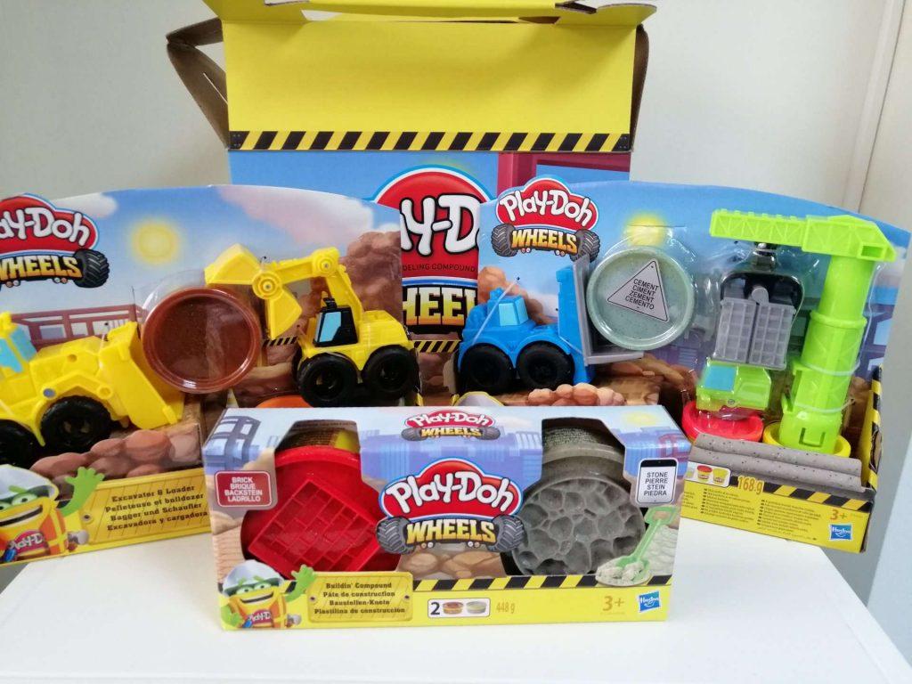 διαγωνισμοί για παιδιά play doh